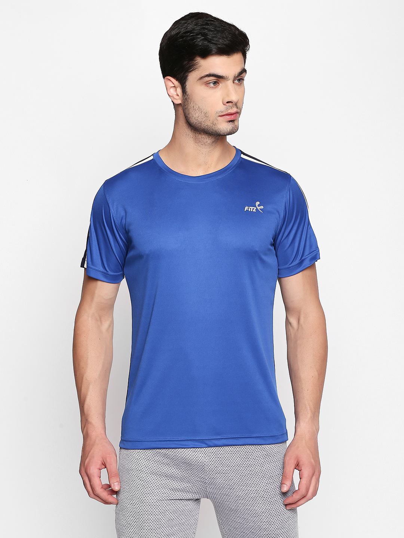 Fitz Round Neck T-Shirt For Men