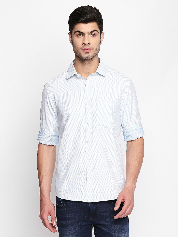 Solemio Cotton Shirt For Men