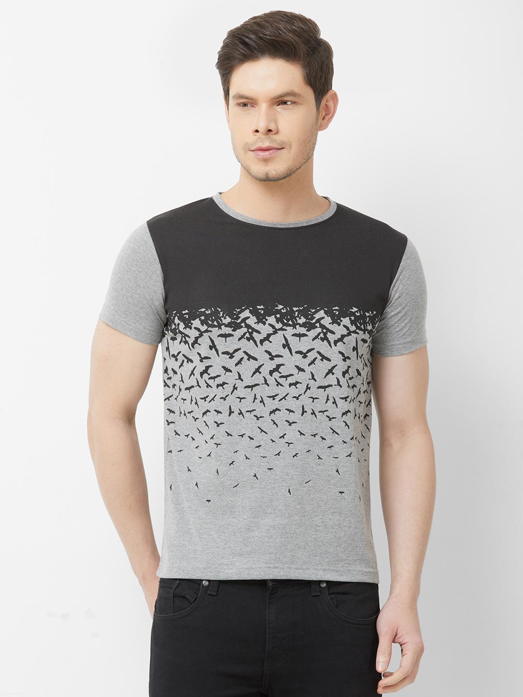 Fitz 100% Cotton T Shirt For Men